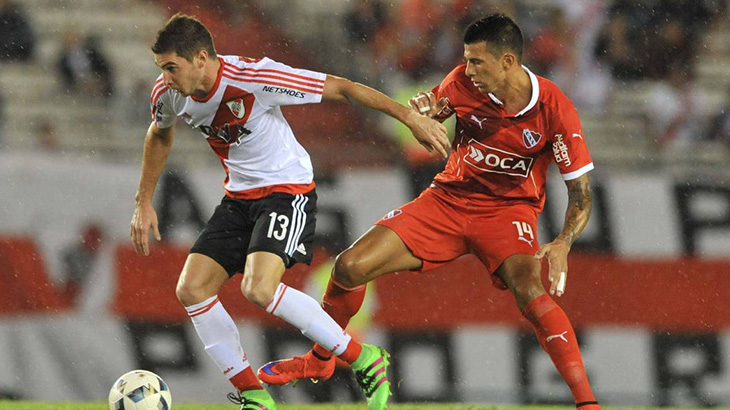 duelos ante Independiente